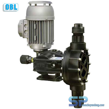Bơm định lượng kiểu màng cơ khí OBL M 120PPSV