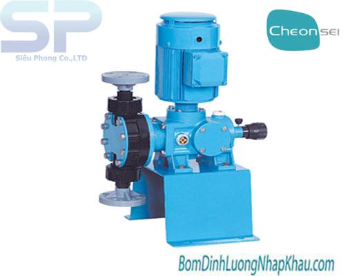 Máy bơm định lượng Cheonsei KM-102-PTS-HWA